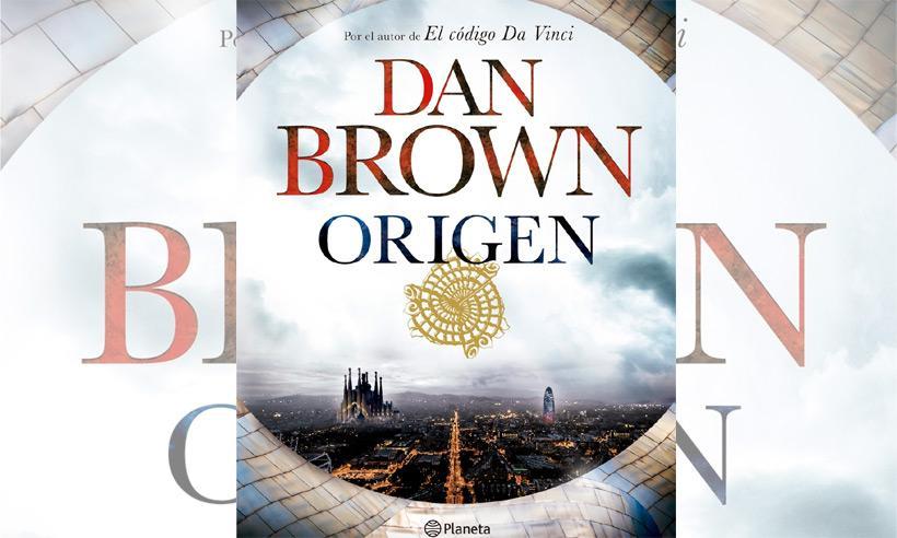 'Origen' del sublime DanBrown